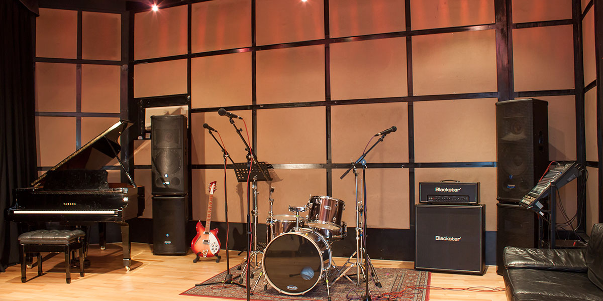 Resident Studios London Recording Studios